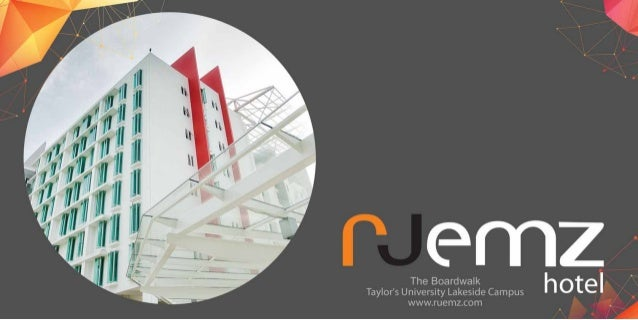 Ruemz Hotel - Sales Kit