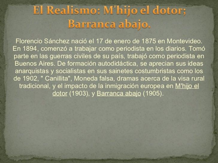 El Realismo por Fiorellia Montero