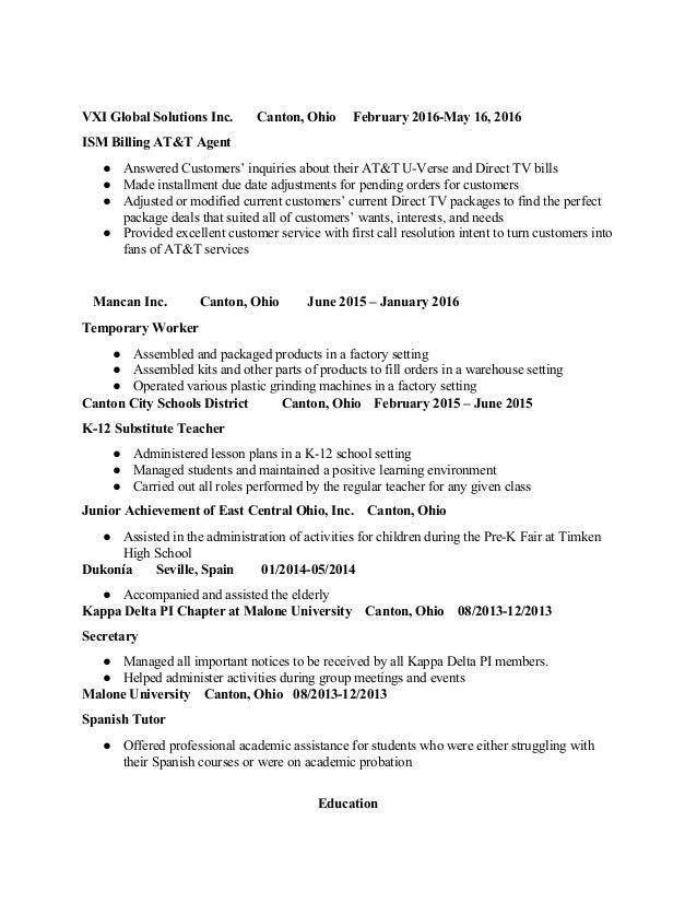resume3 docx  2