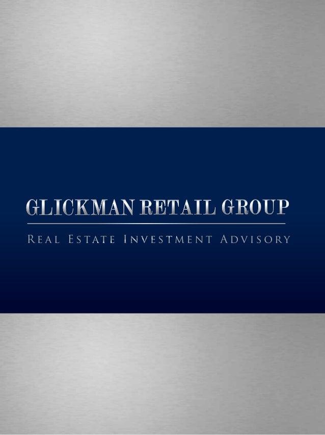 GLICKMAN   RETAIL   GROUP