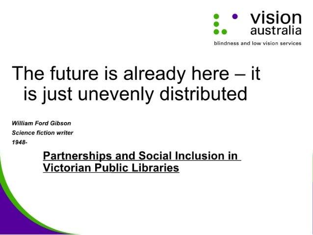 8 a libraries building communities