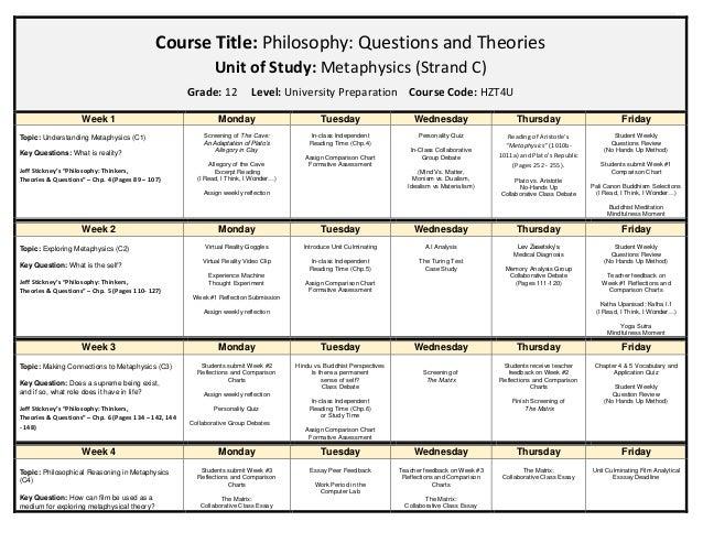 questions metaphysics essay questions metaphysics