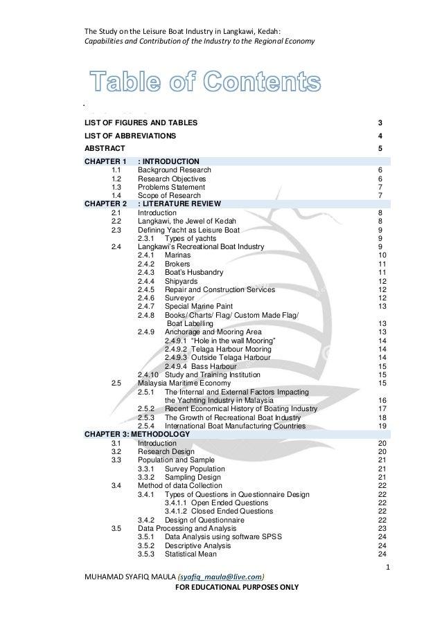 Custom functions thesis