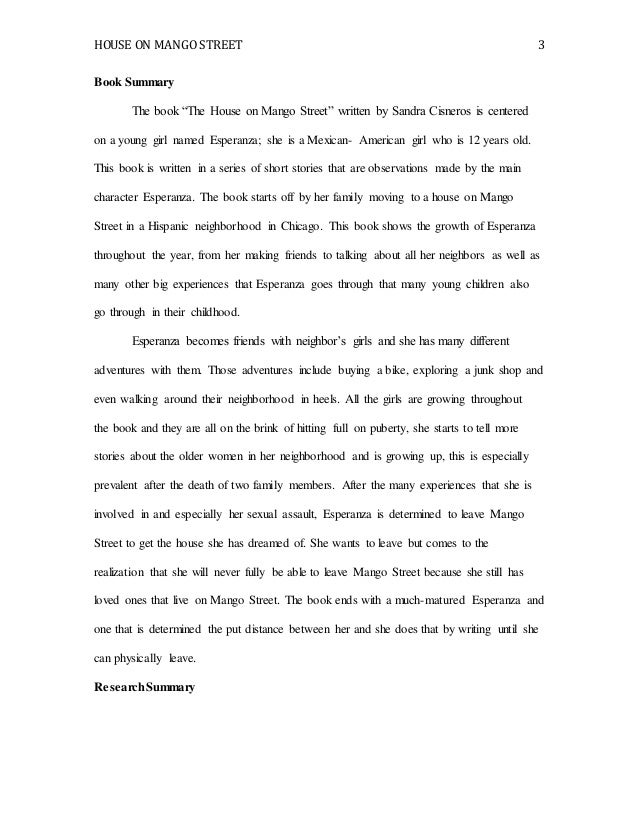 an analysis of the main character in the house on mango street by sandra cisneros The house on mango street by sandra cisneros essay example 2527 words | 11 pages the house on mango street, is written by sandra cisneros sandra cisneros was born and grew up in chicago.