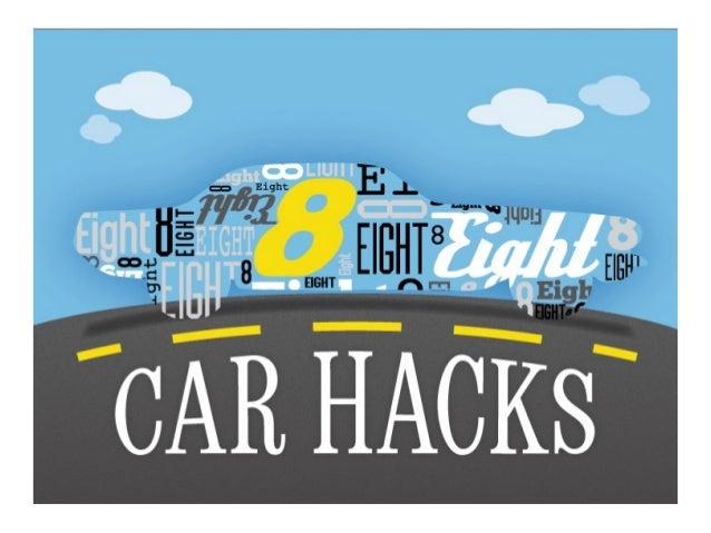 8 car hacks