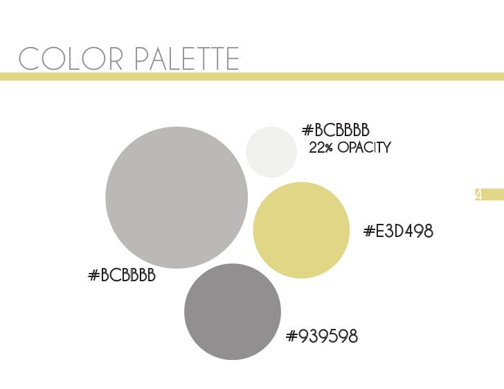 8 color palette