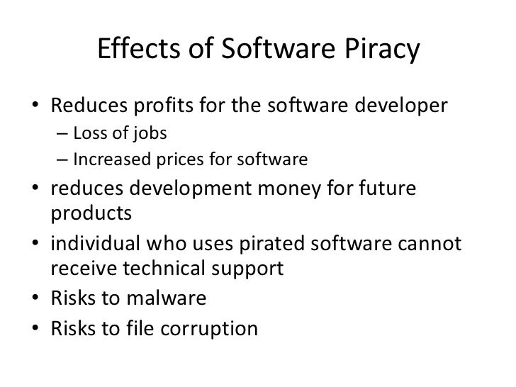 the crime and big consequences of software piracy Piracy in the crime topic by longman computer programs etc → pirate software piracy 2 scc the crime of attacking and stealing from ships at sea 3 the.