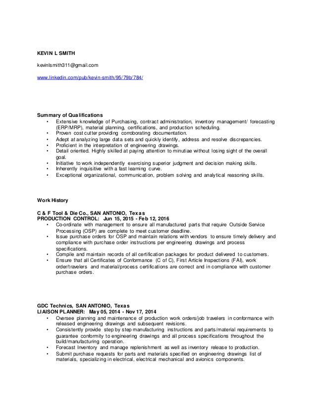 Resume LinkedIn I