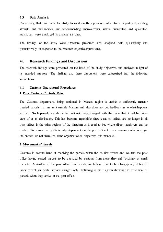 Dissertation On Sra