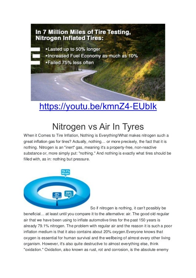 how to get nitrogen in air