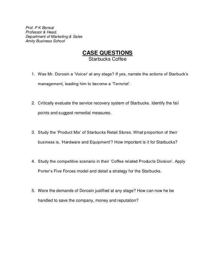 8e537 case questions sb
