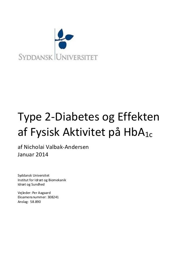 diabetes thesis paper