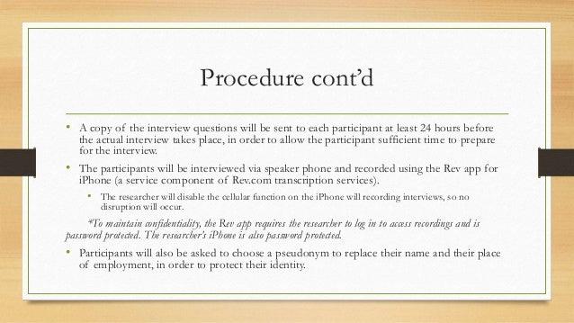 Dissertation proposal defense questions
