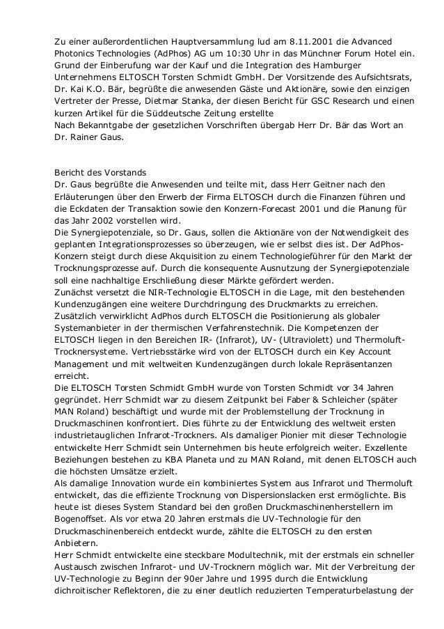 22.3.2015 ADPHOS::aufTIEF//NeubewertungdurchÜbernahme//Tournaroundchance500BeiträgeproSeite data:text/html;c...