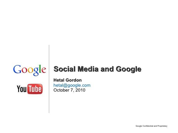 DIG Day - Google