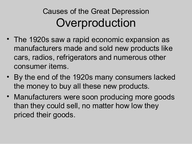 the great depression 6 essay