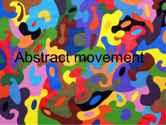 Abstract movement