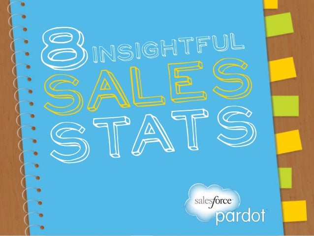 8 Insightful Sales Stats