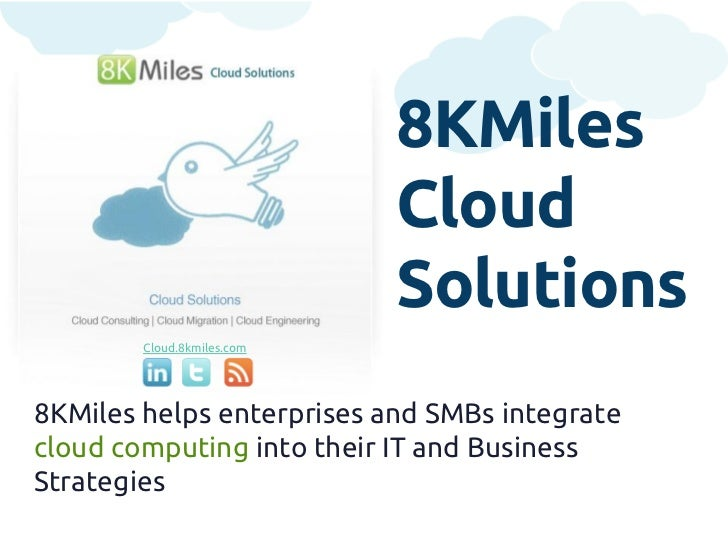 8KMiles Cloud Solutions