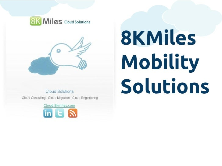 8KMiles Mobile Solutions