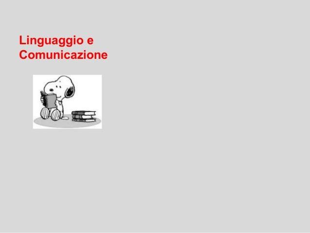 8 linguaggio