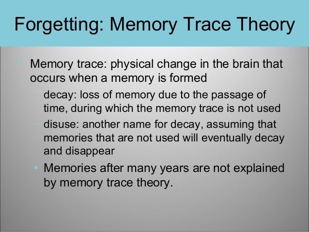 power of memory essay Read this comprehensive essay on memory: essay on memory: (meaning and types) the memory is defined as 'the power to store experiences and to bring them.