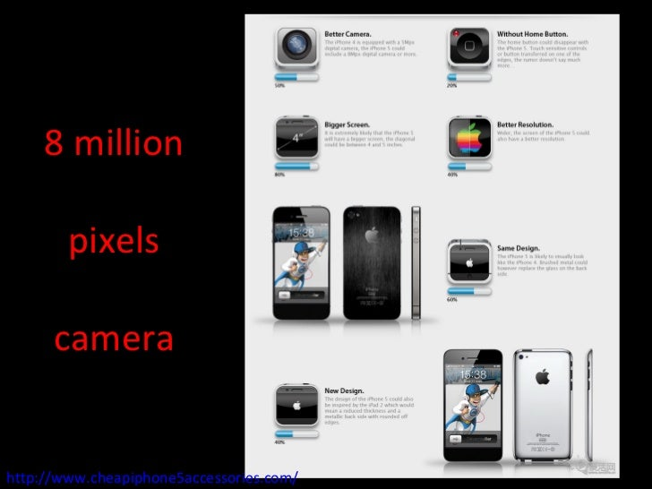 8 million  pixels  camera http://www.cheapiphone5accessories.com/