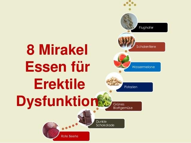 Rote Beete Dunkle Schokolade Grünes Blattgemüse Pistazien Wassermelone Schalentiere Flughafer 8 Mirakel Essen für Erektile...