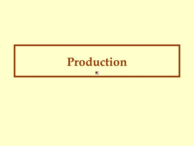 8 productionpart1