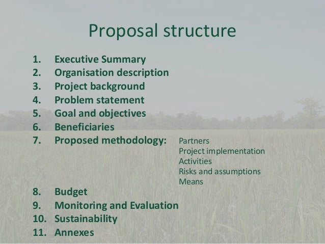 how to write a it project proposal For many grant writers, who sail through most of their proposals easily, the budget can be a nail biter however, knowing some basic principles of writing grants, such as how to present the costs of your project, can make writing a grant less stressful.