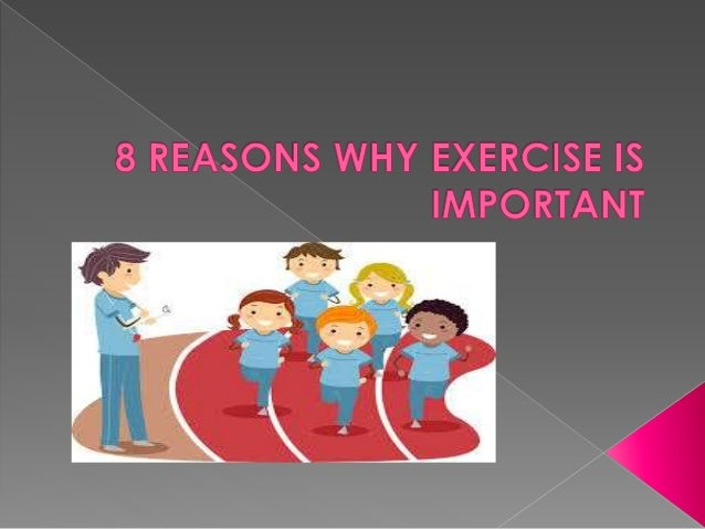 why is it important to exercise essays