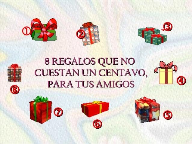 8 regalos para_ti