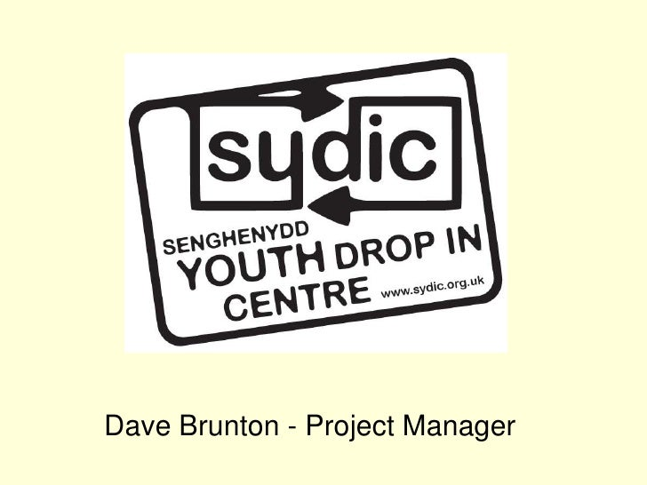 Dave Brunton - Project Manager