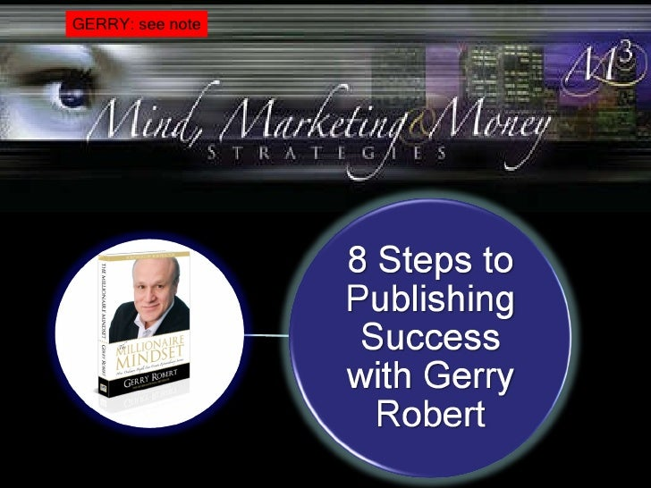 8 Steps to Publishing Your Book As A Marketing Tool