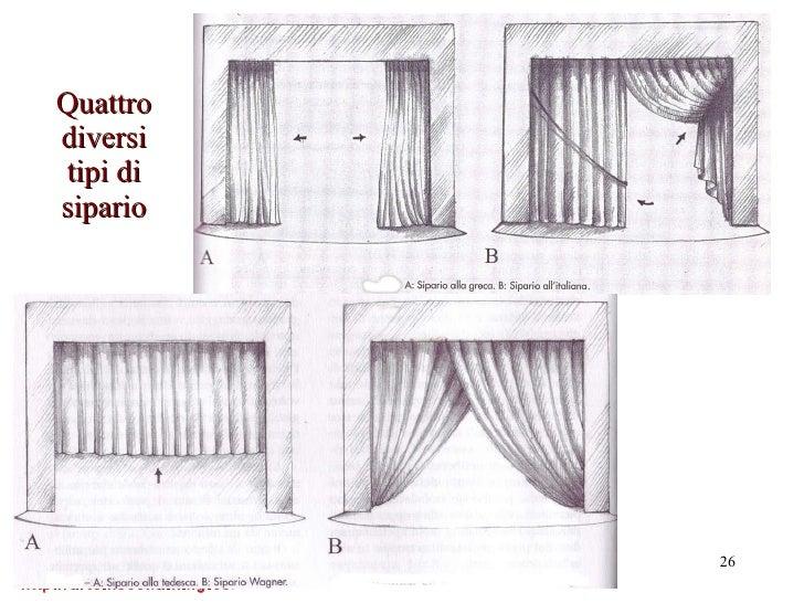 8 storia della scenografia neoclassicismo e romanticismo - Diversi tipi di trecce ...