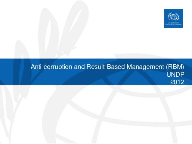8  strategic planning   linking analysis with results anti-corruption anga revised