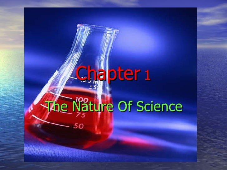 8th Grade Chapter 1- nature of science