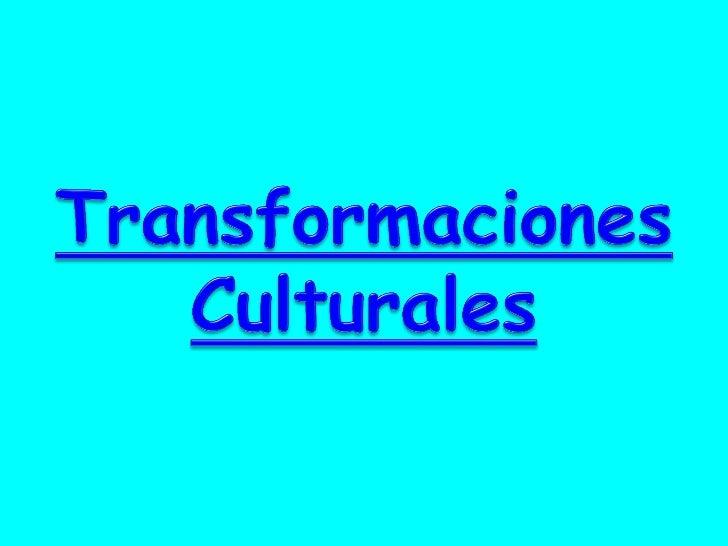 El cambio de pensamiento fue latransformación que más se dejó notara fines de la Edad Media. El progresodel comercio dio s...
