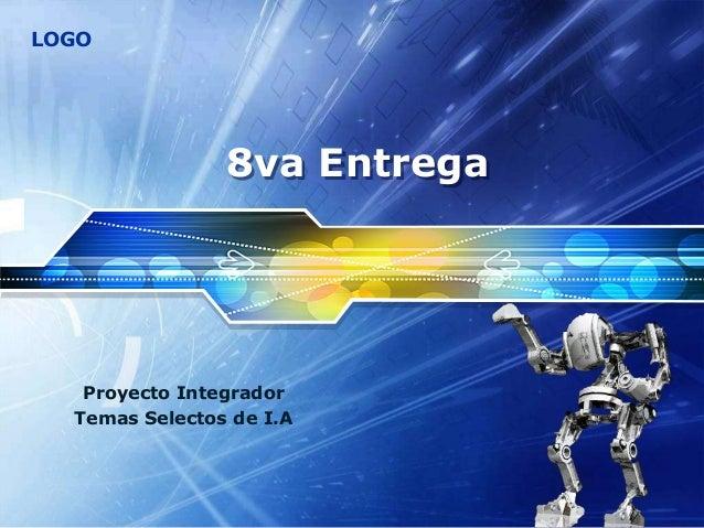 LOGOProyecto IntegradorTemas Selectos de I.A8va Entrega