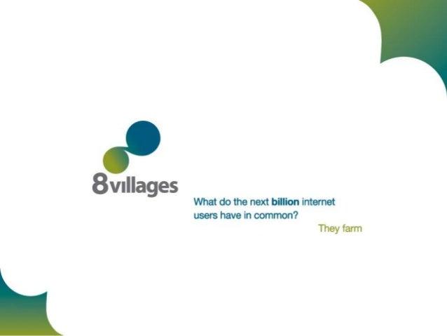 8villages lets stallholder farmers go social using basic phones