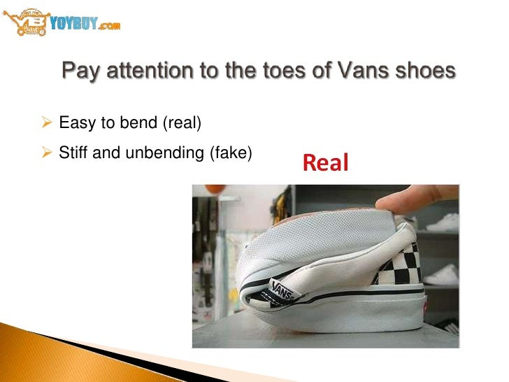 what are vans made of