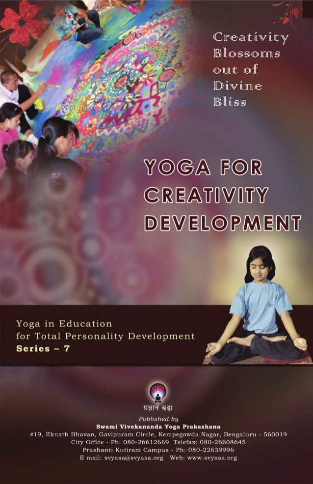 8 yoga for creativity