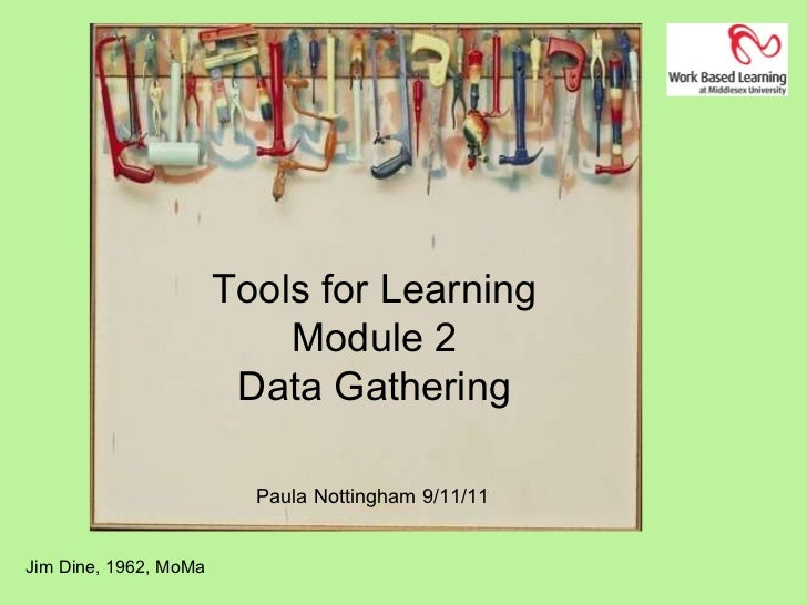 9.11.11 final tools for learning data gathering