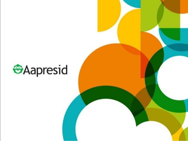 La Asociación Argentina de Productores en Siembra Directa (AAPRESID) es una ONG creada en 1989 que nuclea a productores y ...