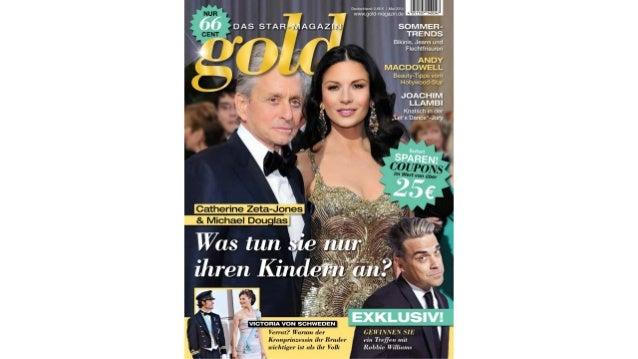 gold im Mai – DAS STAR-MAGAZIN von Netto