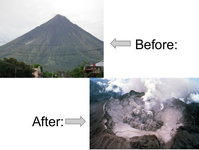 After A Natural Disaster