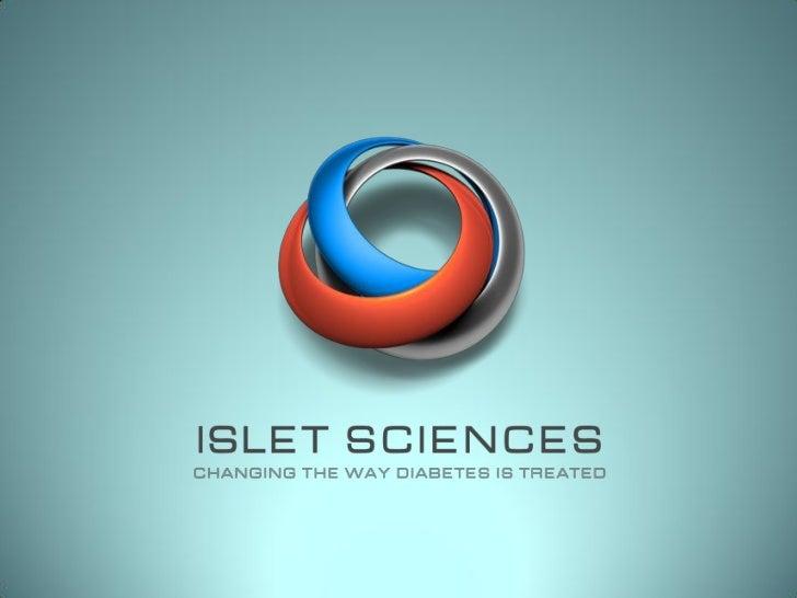 9-20-2011 Islet Sciences Presentation - Blue