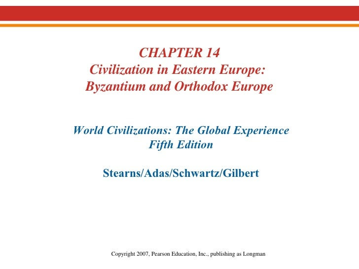 9.  Civilization in Eastern Europe