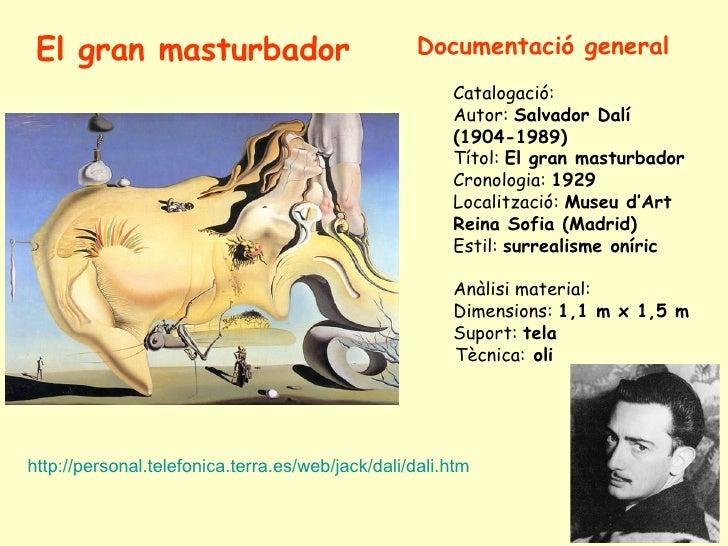 <ul><li>Documentació general </li></ul><ul><ul><li>Catalogació: </li></ul></ul><ul><ul><li>Autor:  Salvador Dalí  </li></u...