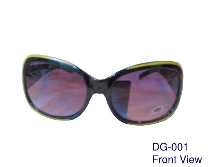 Colección Gafas DG